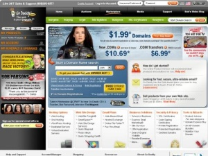 Godaddy.com coupons, promotional code